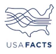 USAFacts company logo