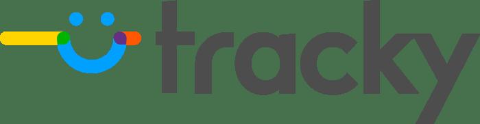 Tracky company logo