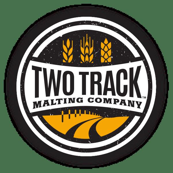 TWO TRACK MALTING company logo