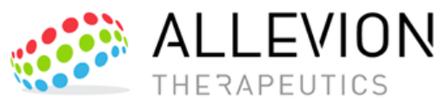 Allevion Therapeutics company logo