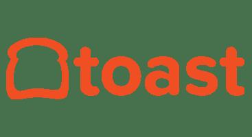 Toast company logo