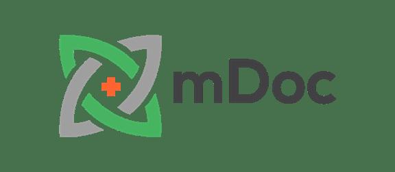 mDoc company logo