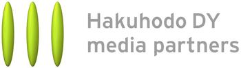 Hakuhodo DY Media Partners company logo