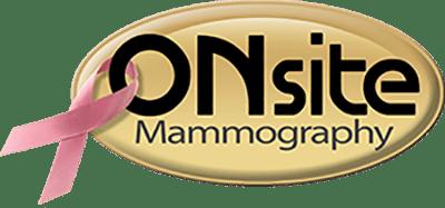 ONsite Mammography company logo