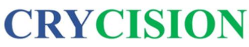 Crycision company logo