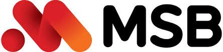 MSB company logo
