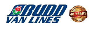 Budd Van Lines company logo