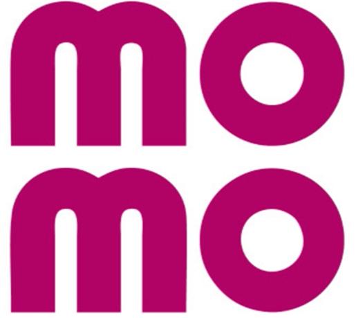 MoMo company logo
