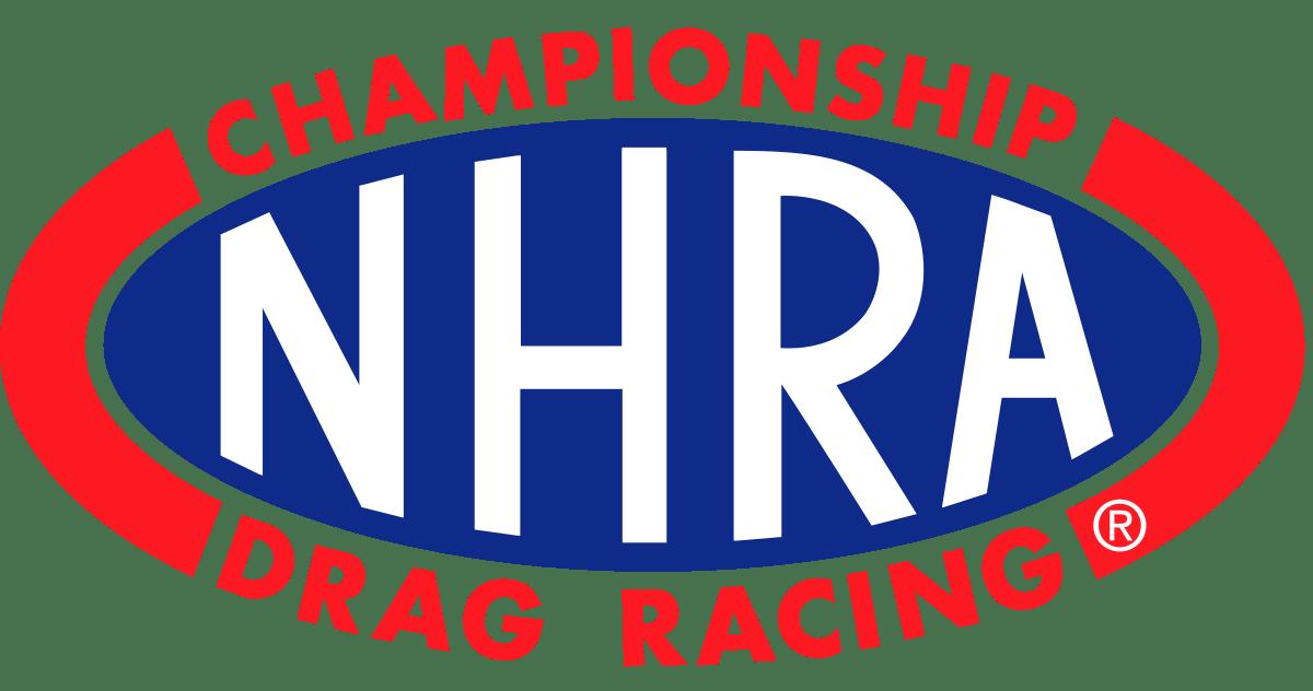 NHRA company logo