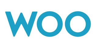 Woo company logo