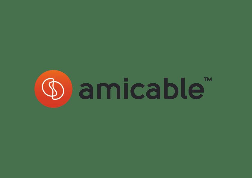 Amicable company logo