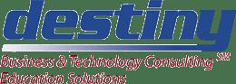 Destiny Corporation company logo