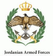Jordanian Armed Forces company logo