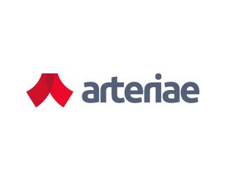 Arteriae company logo