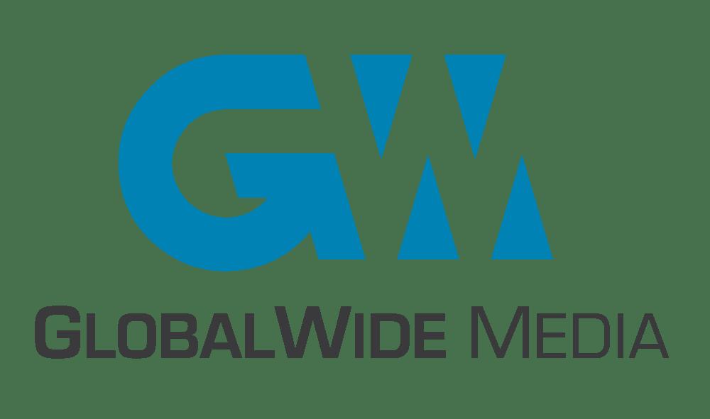GlobalWide Media company logo