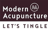 Modern Acupuncture company logo