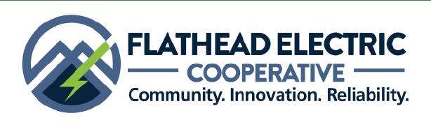 Flathead Electric company logo