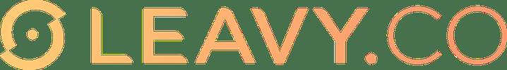 Leavy company logo