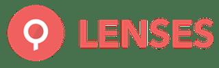 Lenses.io company logo