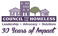 Council for the Homeless company logo