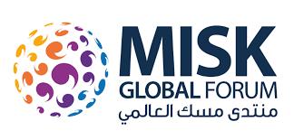 Misk Global Forum company logo