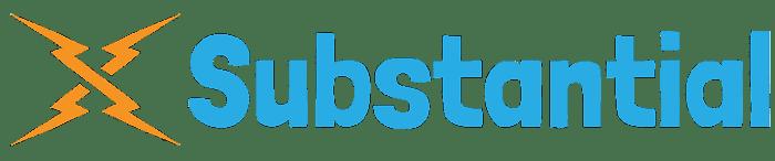 Substantial company logo