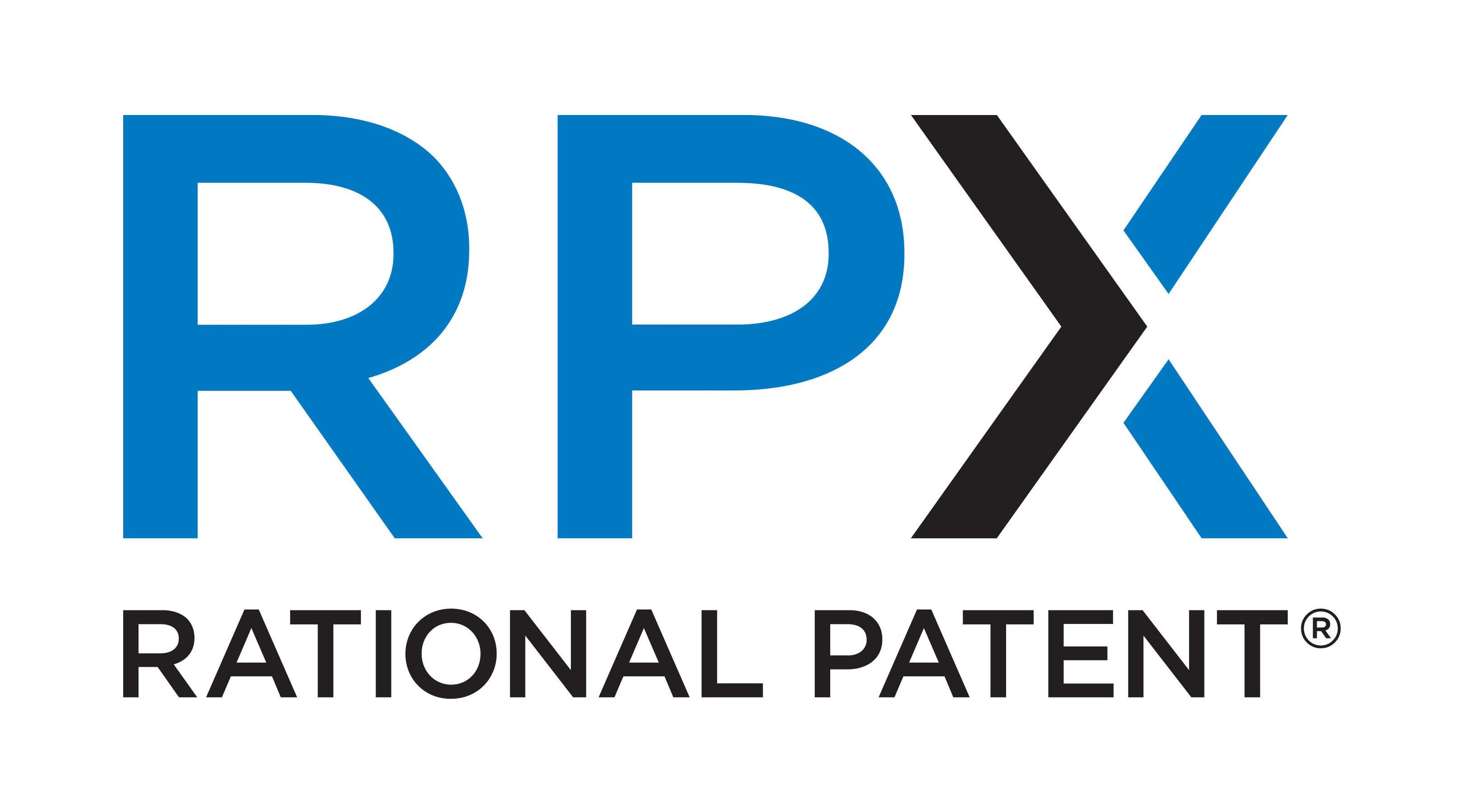 RPX Corporation company logo