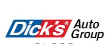 Dick's Auto Group company logo