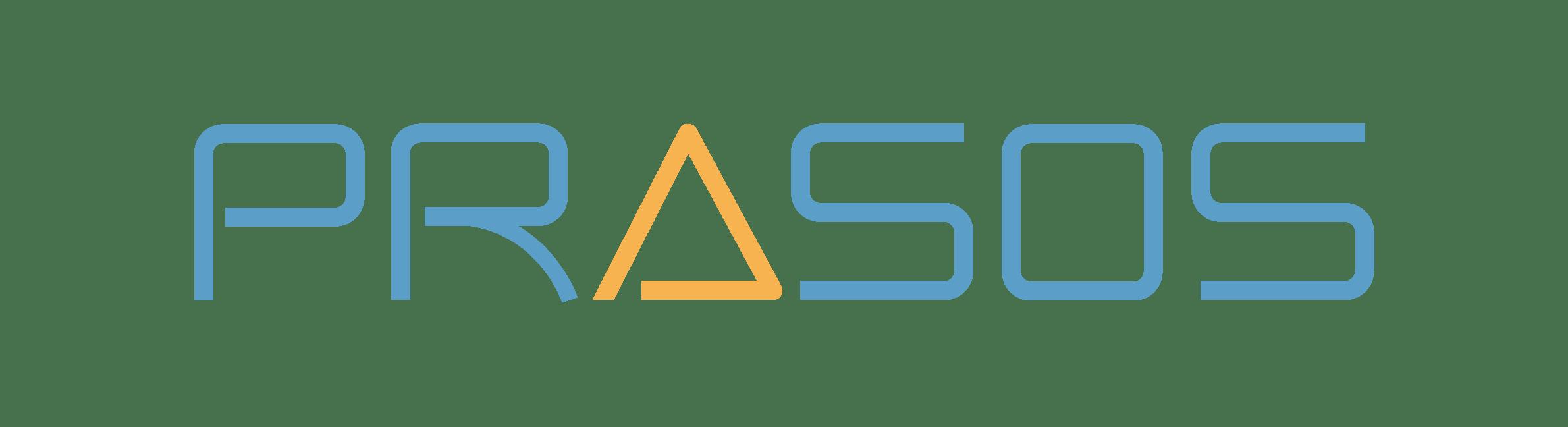 Prasos company logo