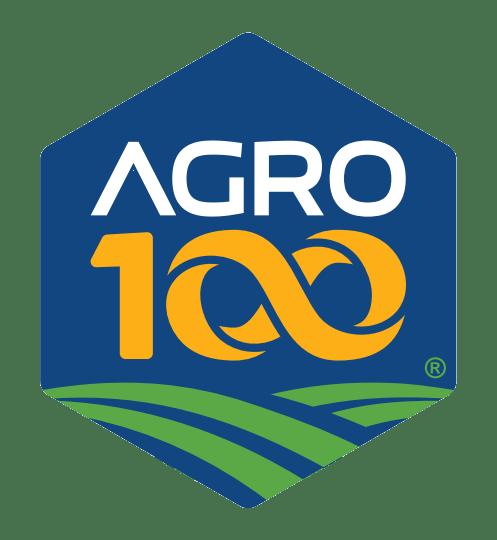 Agro100 company logo