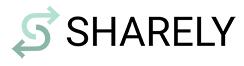 Sharely company logo
