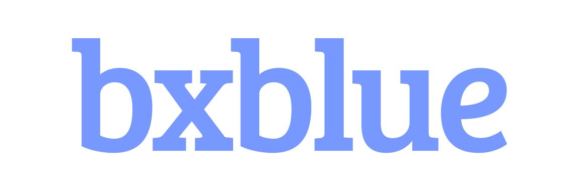 Bxblue company logo