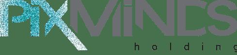 Pixminds company logo