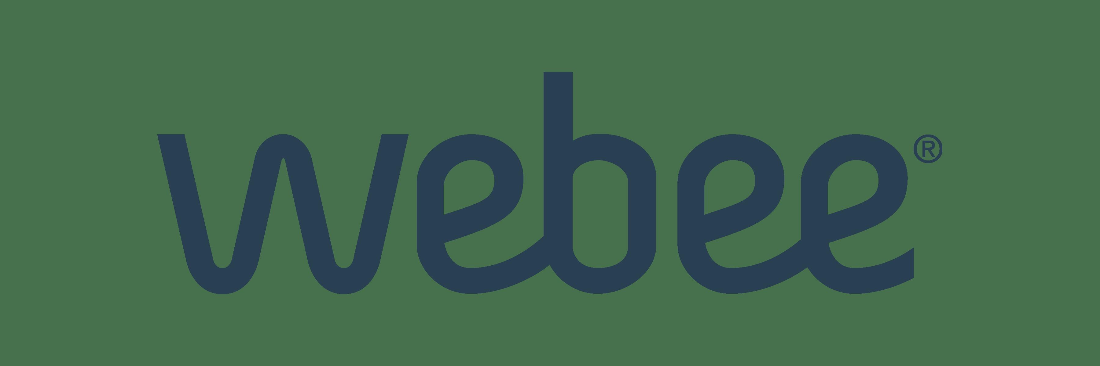 Webee company logo