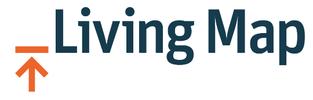 Living Map company logo