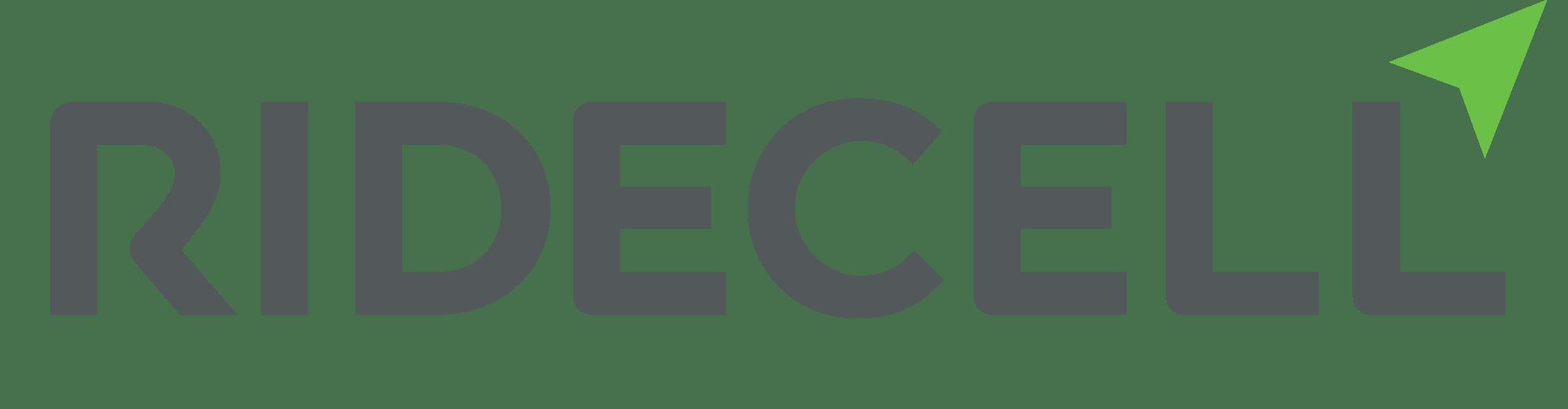 Ridecell company logo