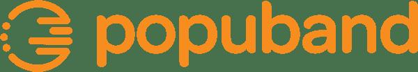 Popuband company logo