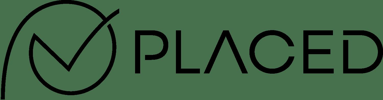 Placed company logo