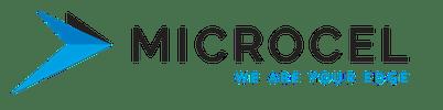 Microcel company logo