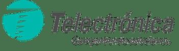 Telectronica company logo