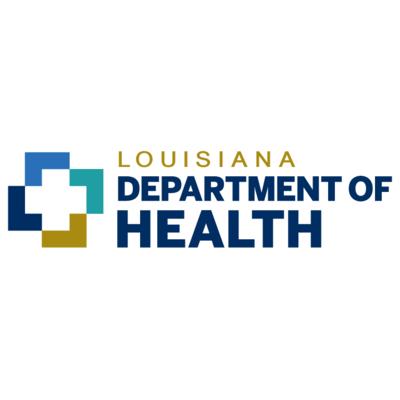 Louisiana Department of Health company logo