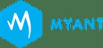 Myant company logo
