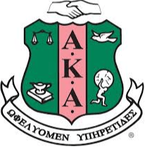 Alpha Kappa Alpha Sorority company logo