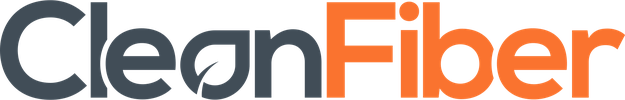 CleanFiber company logo