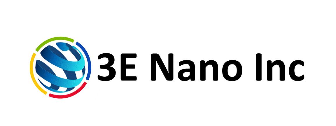 3E Nano company logo