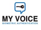 My Voice AI company logo