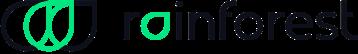 Rainforest company logo