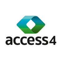 Access 4 company logo