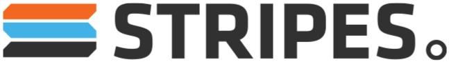 Stripes company logo