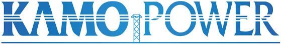 KAMO Power company logo